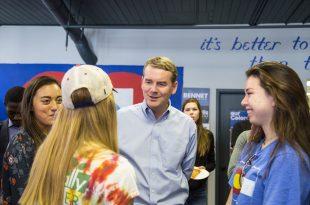 (Photo courtesy of Bennet for Colorado)