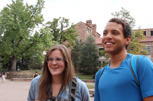 "The CU Independent asked CU students to play a game of ""Would You Rather?""(Alexandra Greenwood/CU Independent)"