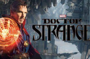 Doctor Strange art.  (Marvel Studios)