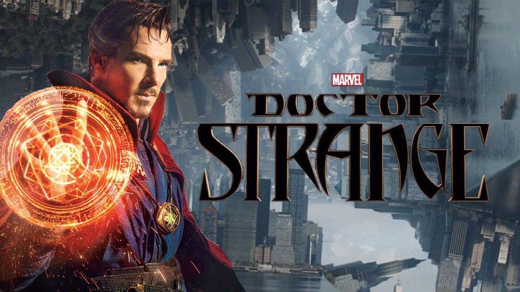 "Film review: ""Doctor Strange"" = pretty standard"