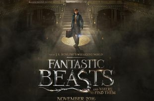 Cover image of 'Fantastic Beasts and Where to Find Them.' (Photo via Fantasticbeastsmovie.com)