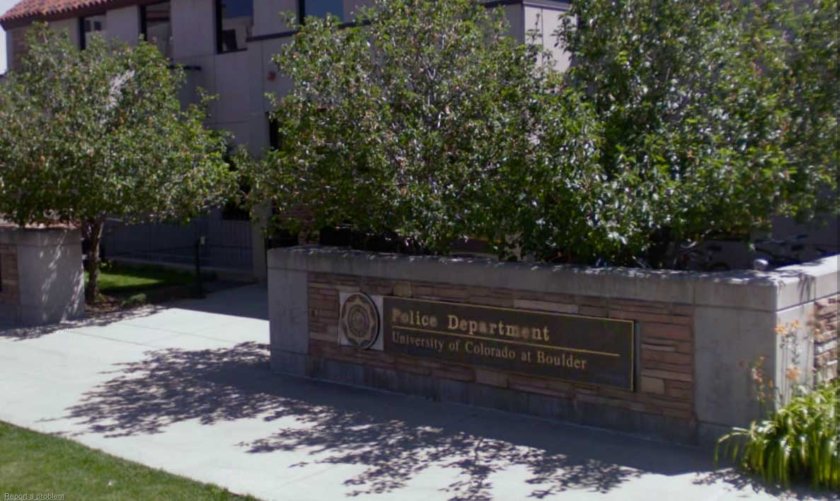 CU Boulder Police Department