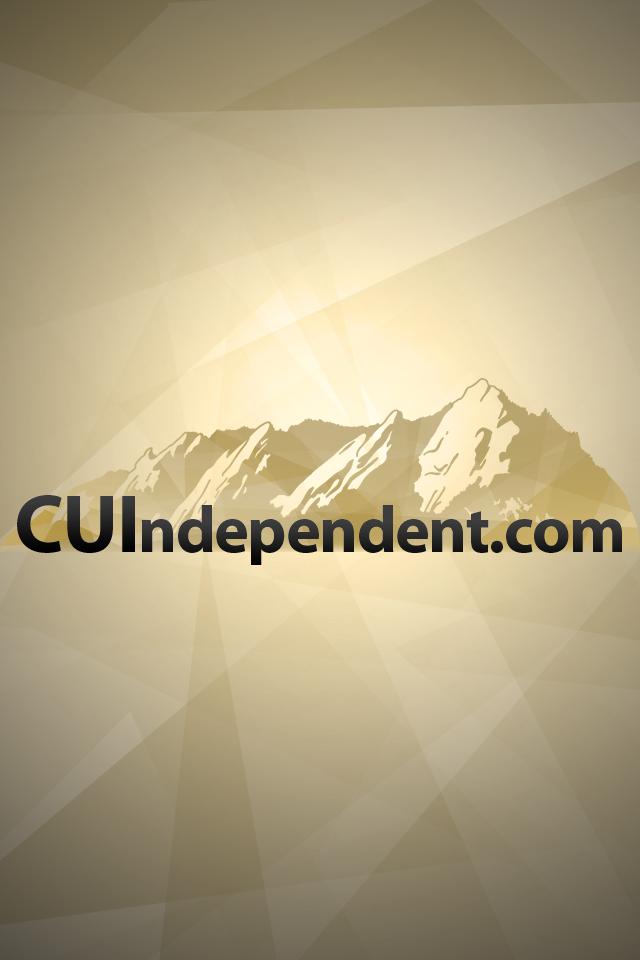 CUI app splash page