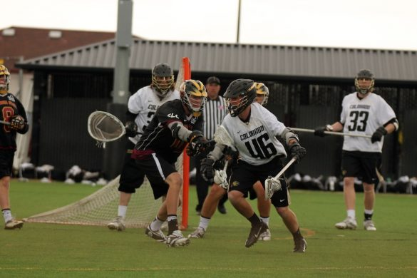 CU men's lacrosse falls at home to Arizona State