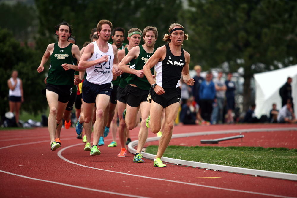 Colorado performs well in CU track Invitational