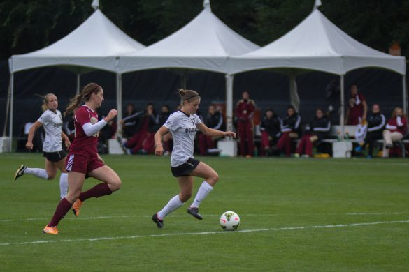 CU soccer wins Colorado Cup, defeats University of Denver 2-1
