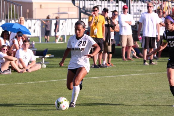 CU soccer nets important wins leading up to Pac-12 play