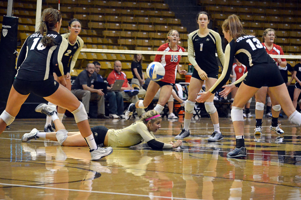 Buffs volleyball conquers Omni Invitational