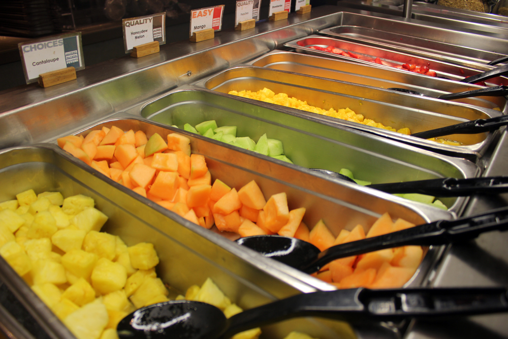 cu s dining services face challenges in going green