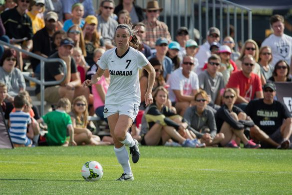 Buffs soccer ties conference rival Washington in Boulder