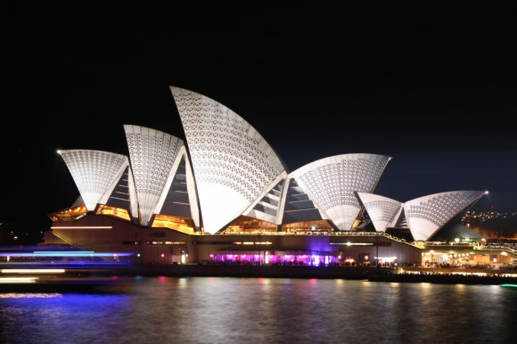 Sydney, Australia is one of many destinations around the world where CU students travel to study abroad. (Gray Bender/CU Independent)