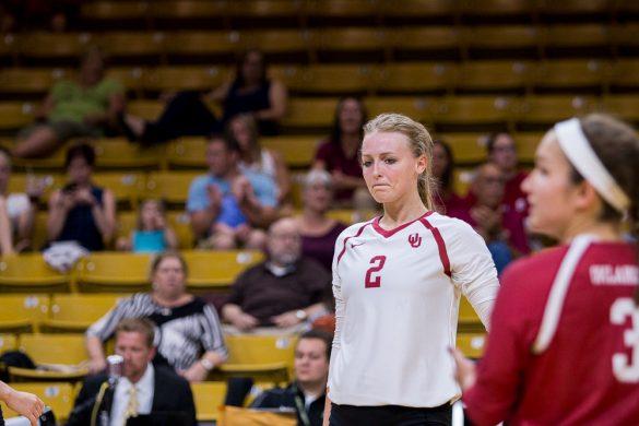 No. 24 Buffs volleyball starts season strong