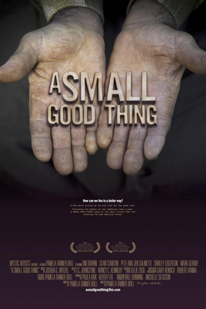 A Small Good Thing Poster (Credit: Mystic Artists)