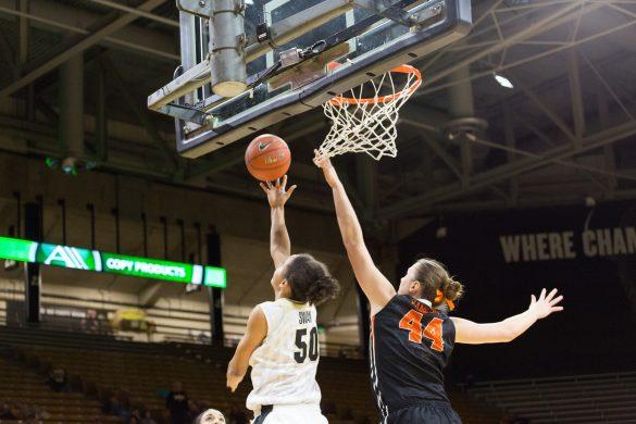 Buffs' losing streak reaches nine games against Oregon State