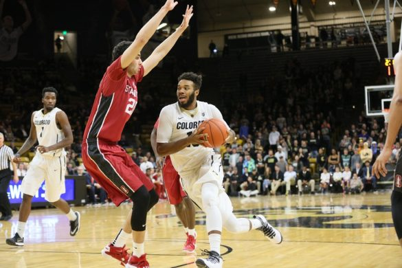 Buffs best Stanford, sink the Cardinal from beyond the arch