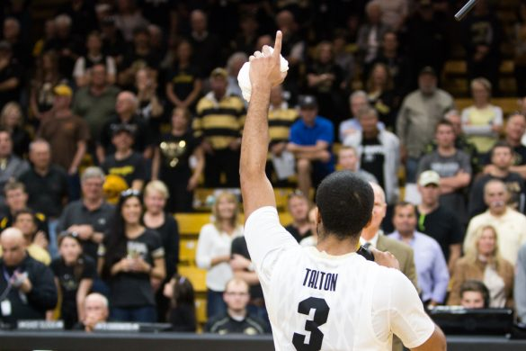 Buffs burn Sun Devils on senior day: Quick recap