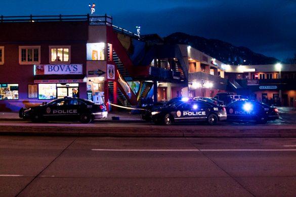 Breaking: Stabbing outside of Bova's on the Hill