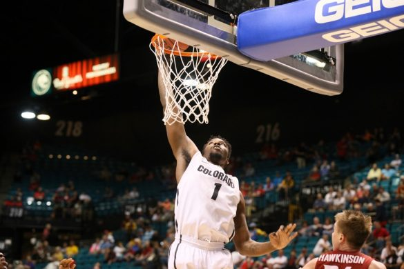Buffs trample the Cougars: Pac-12 Tournament Day One