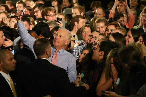 Biden visits CU-Boulder for 'It's On Us' campaign