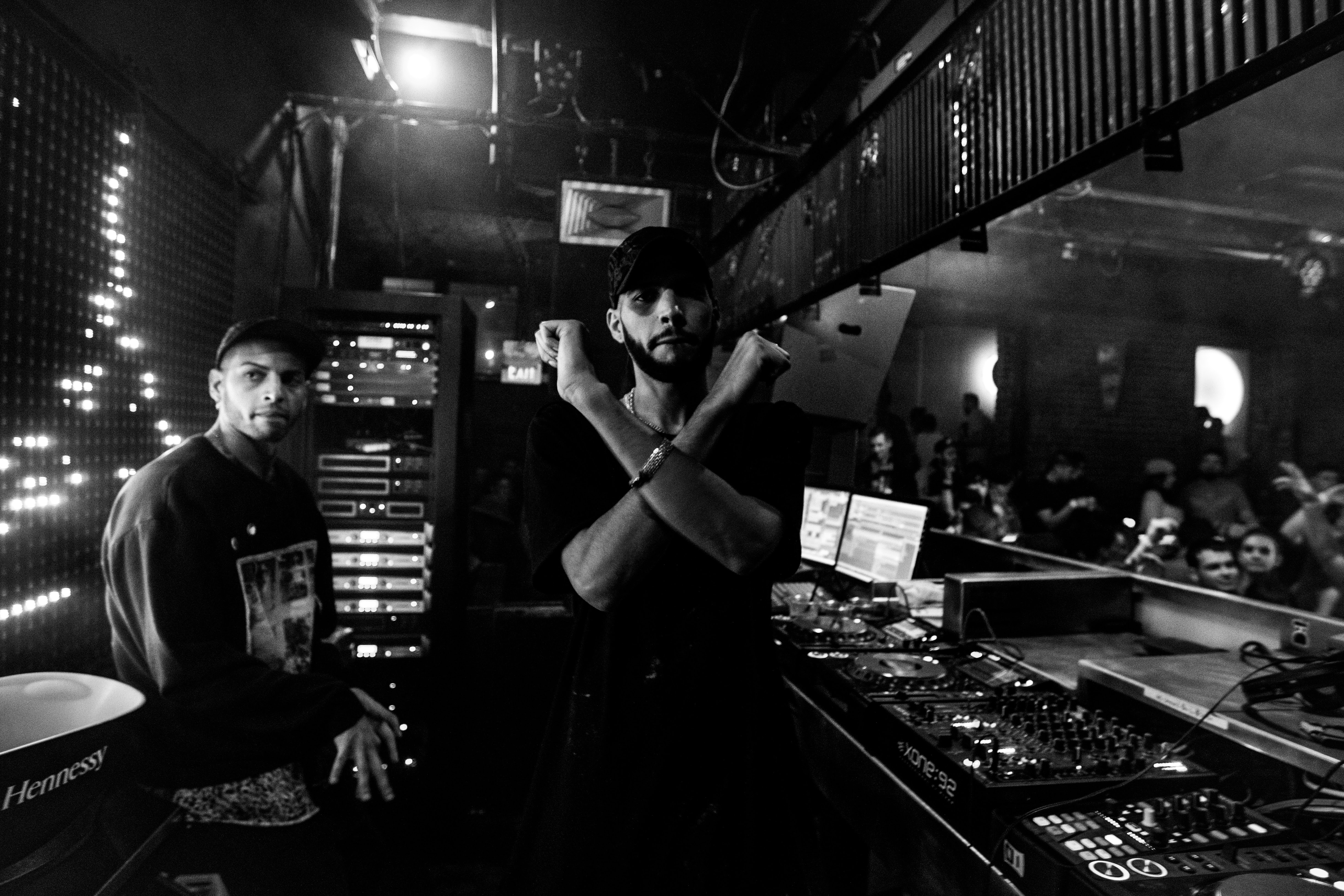 Concert review: The Martinez Brothers deadass shut down Club Vinyl