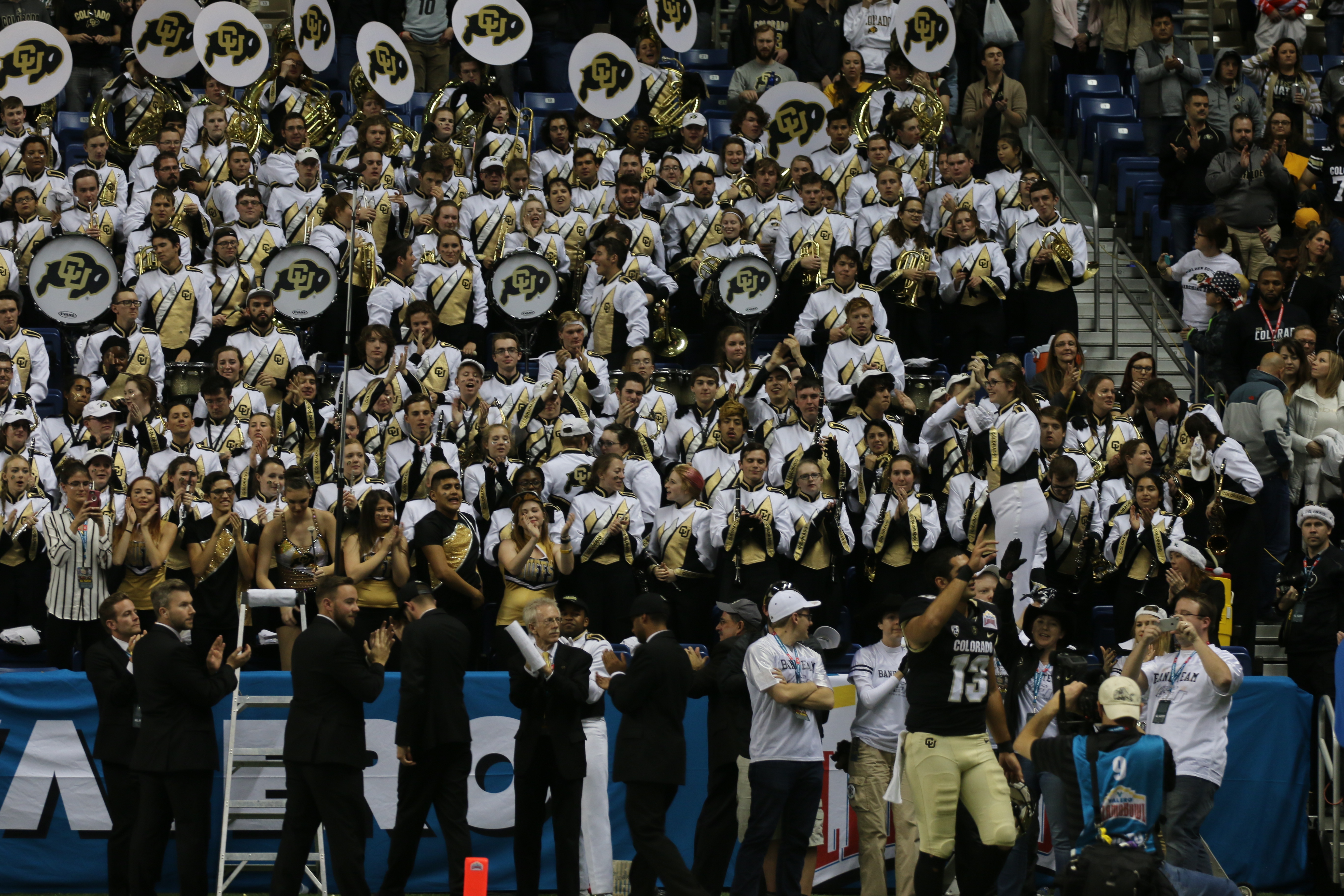 Buffs unable to slow Cowboys, fall in Alamo Bowl 38-8