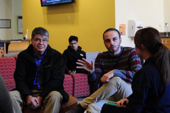 Former students of Israel's environmental Arava Institute visit CU Boulder, promote peace