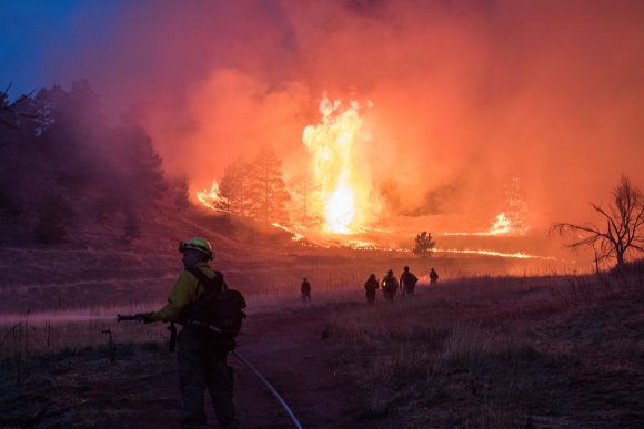 colorado fire emergencies essay Evacuation plans and procedures etool | emergency action plan - evacuation elements but evacuate to an exterior location during a fire.