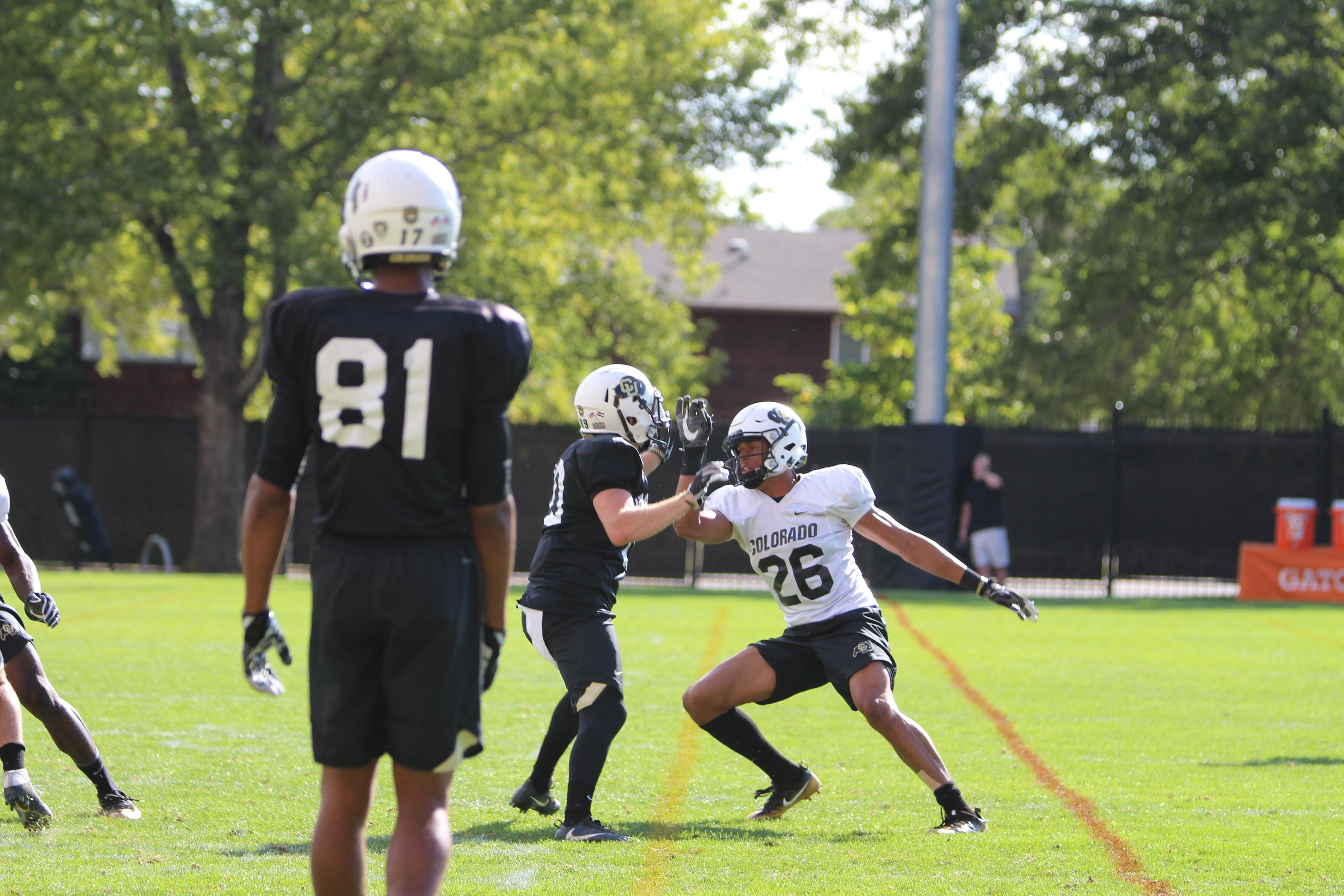 Despite great play, still room for improvement on defense for Buffs