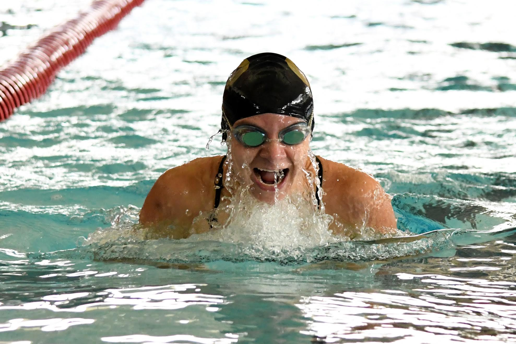 Consecutive wins for CU swim and dive