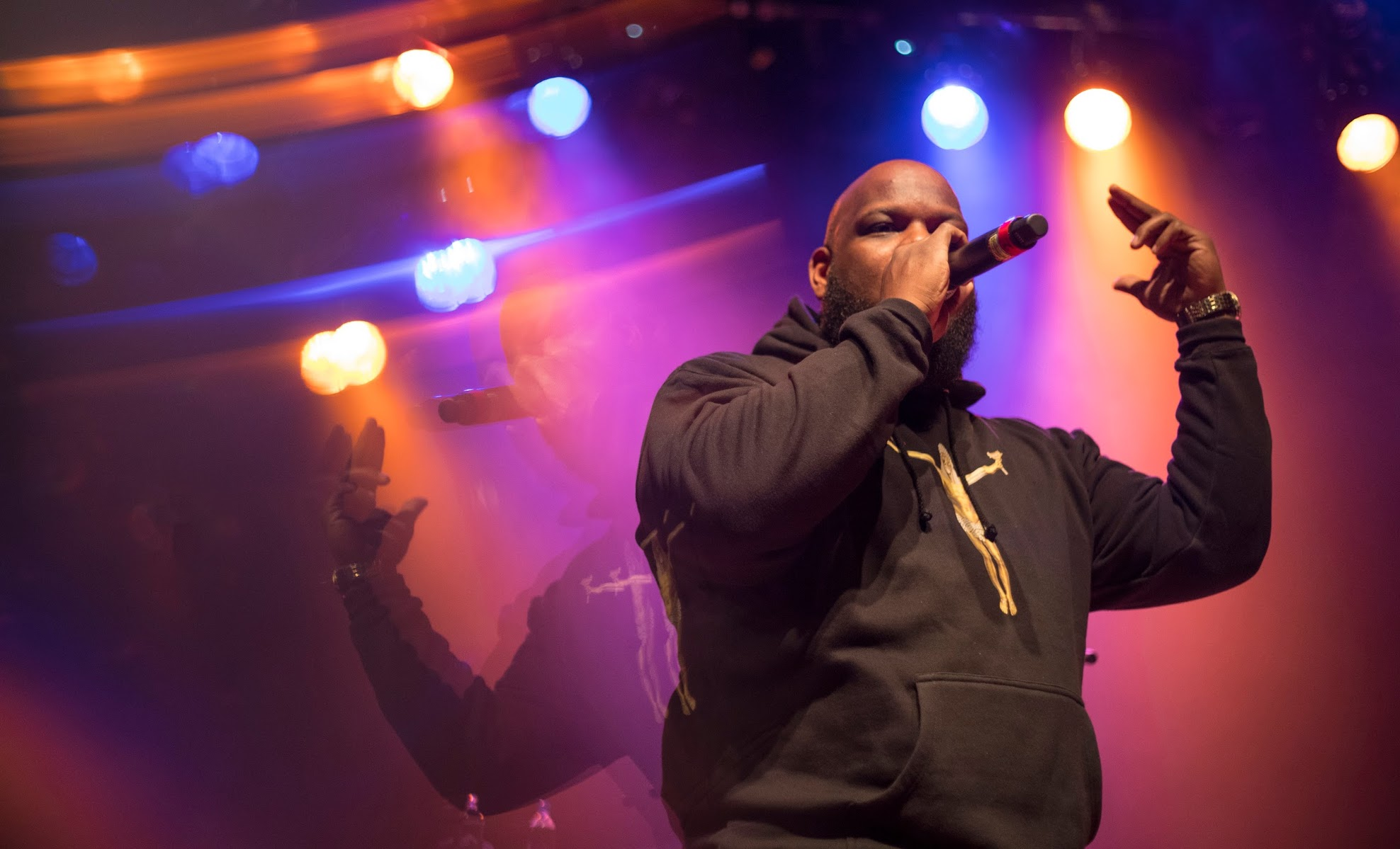Action Bronson brings tasty rhymes and good times to the Boulder Theater