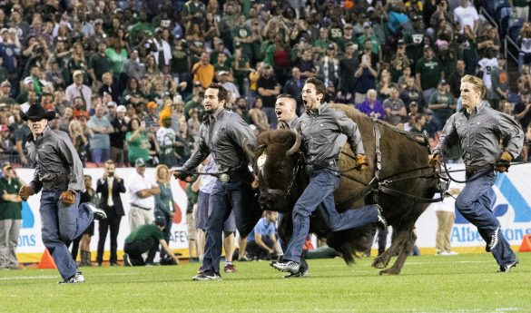 Buffs cruise to 45-13 victory at Rocky Mountain Showdown