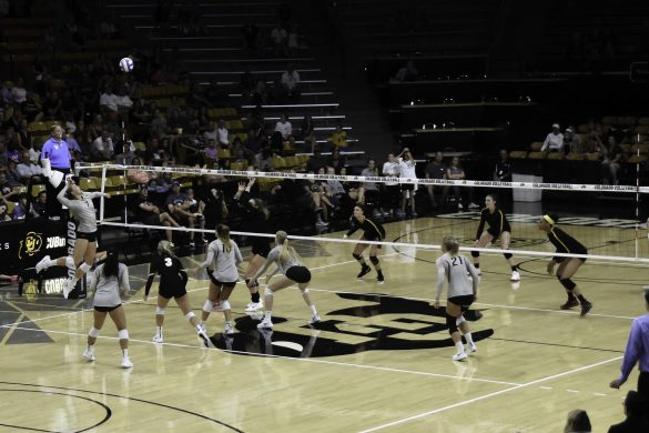 Buffs lose another close one in five sets, fall to No. 14 USC, 3-2