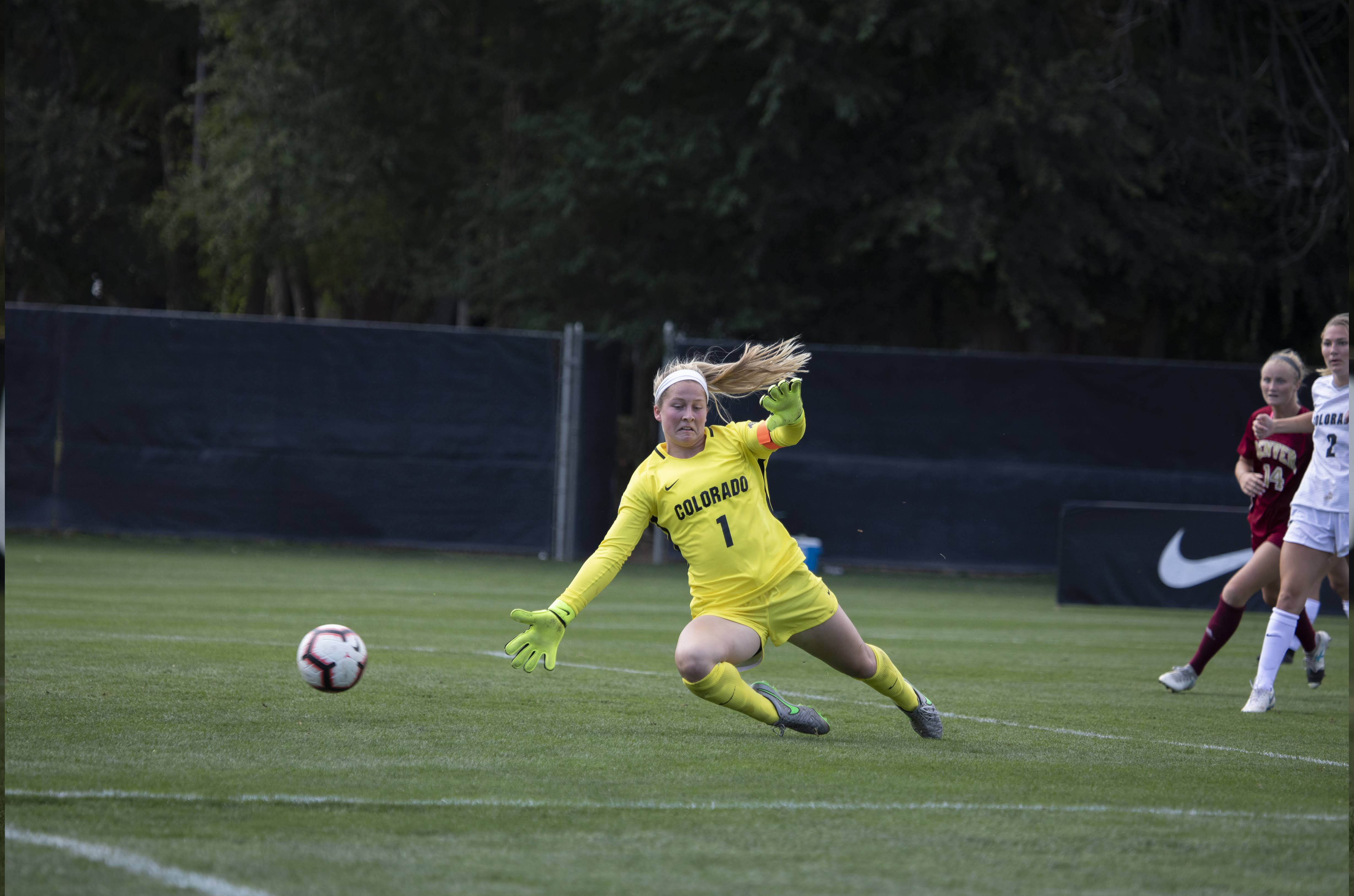 Buffs keep undefeated season intact with Denver win