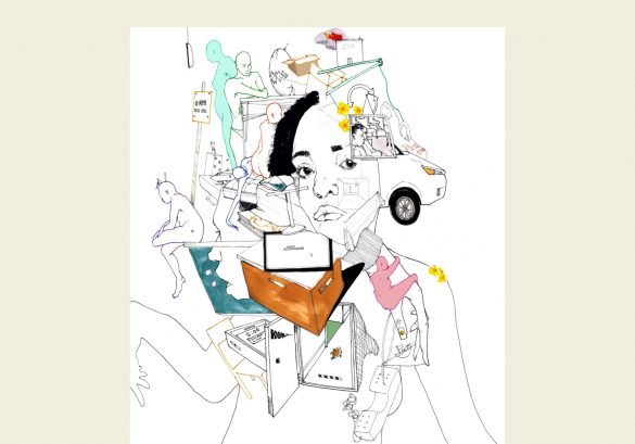 """A deep dive into Noname's witty and tender """"Room 25"""""""