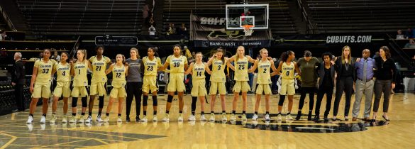 Buffaloes sink Navy in 59-43 win at home