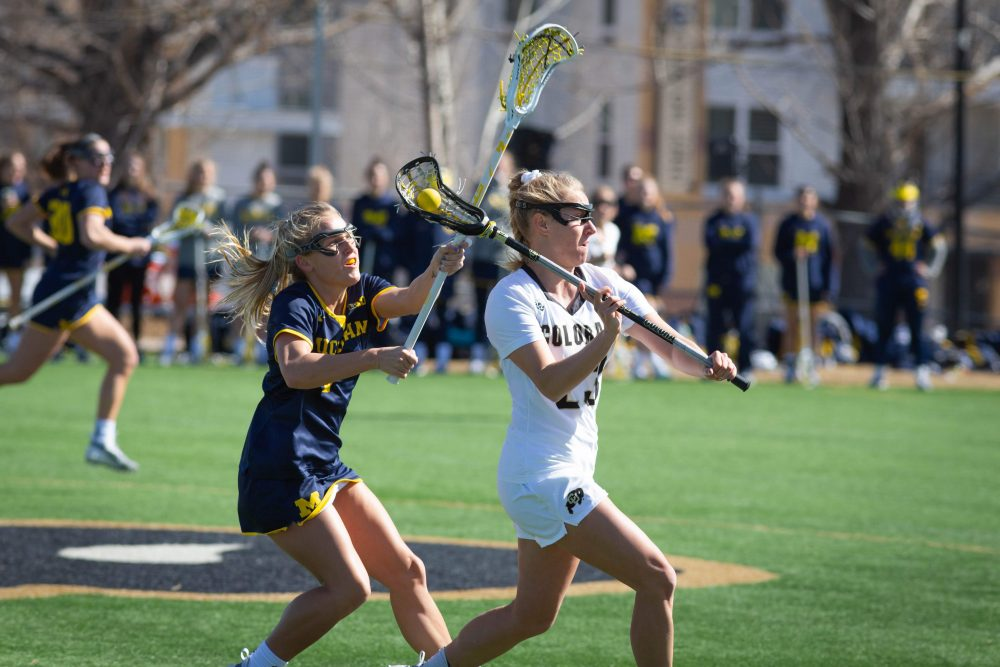 Colorado women's lacrosse falls 11-5 to Southern California