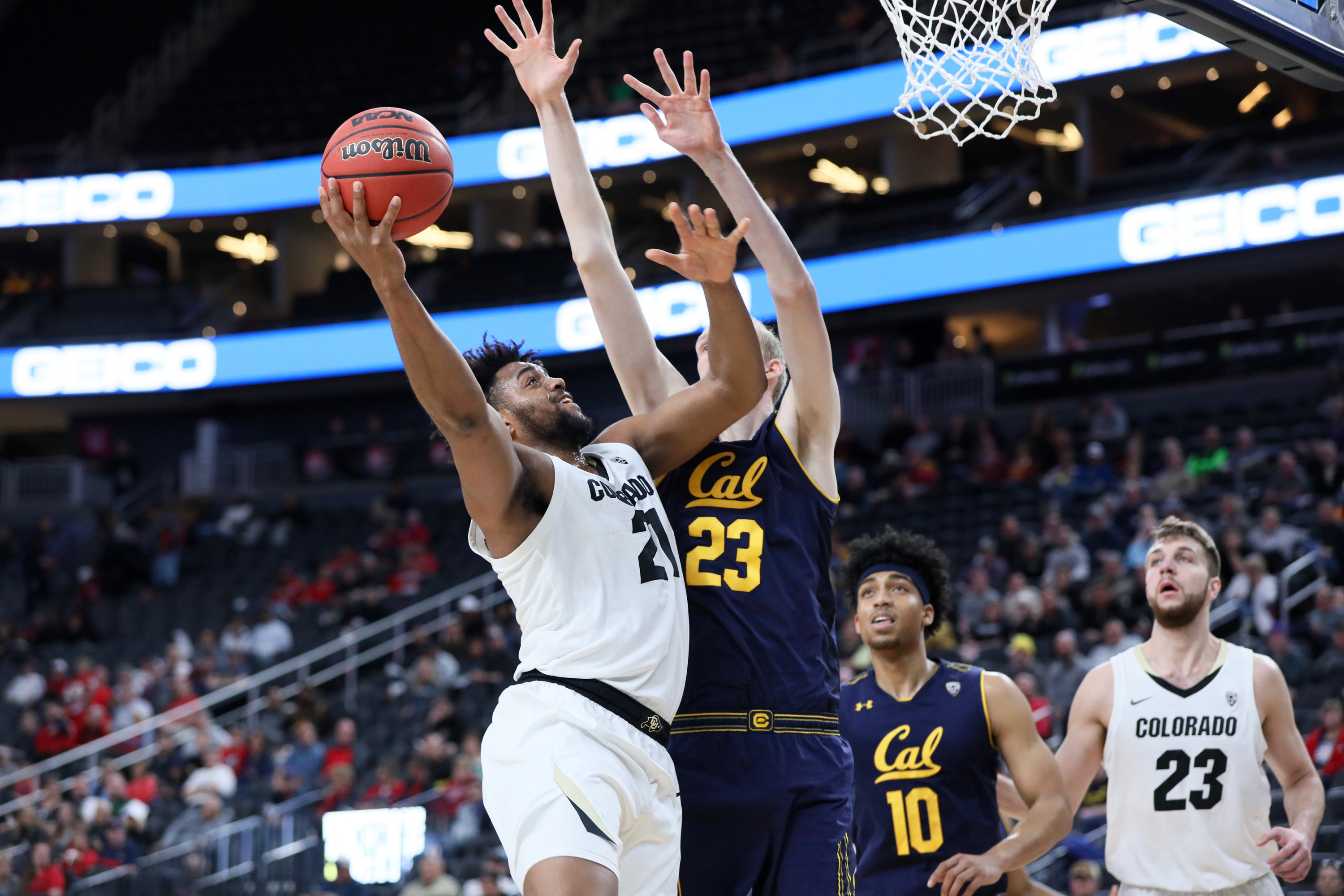 Buffs outlast Cal, eek out 56-51 win in first round of Pac-12 Tourney