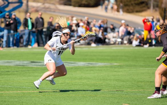 Buffaloes take down ASU, 15-3, in St. Patrick's day win