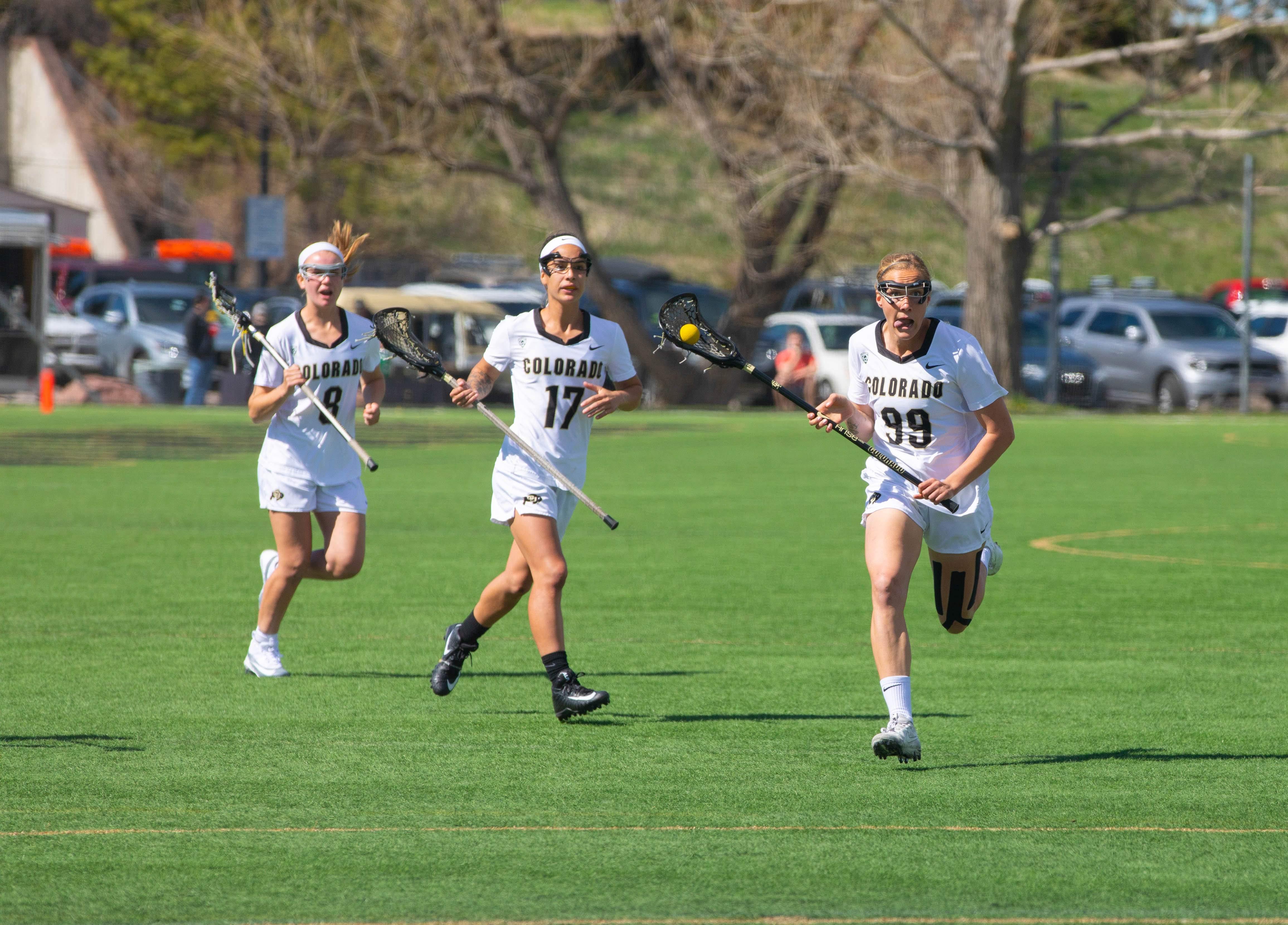 Women's lacrosse dominates UC Berkeley in senior night victory, 15-6