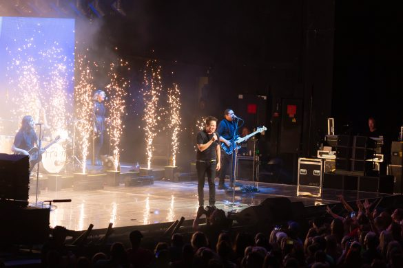 Goo Goo Dolls, Train deliver nostalgia and fresh hits in back-to-back performance