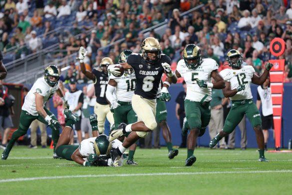 Mel Tucker leads Colorado Buffs to 52-31 win over CSU Rams
