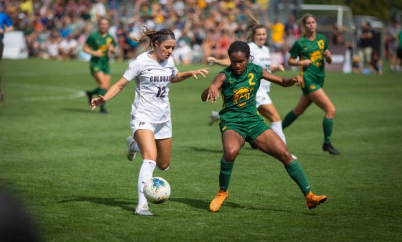 Colorado soccer makes history with win over Baylor