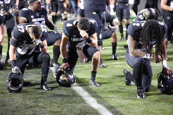 Colorado football falls 35-31 to USC