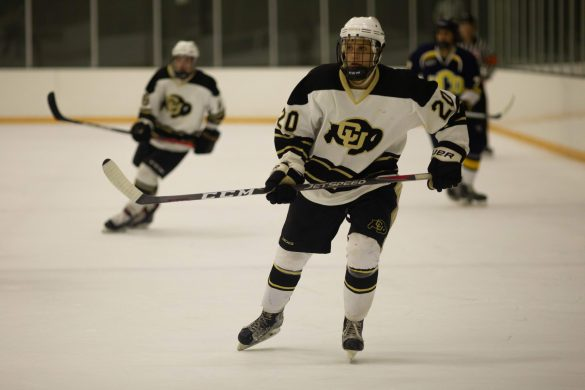 CU men's hockey drops weekend series to Central Oklahoma University