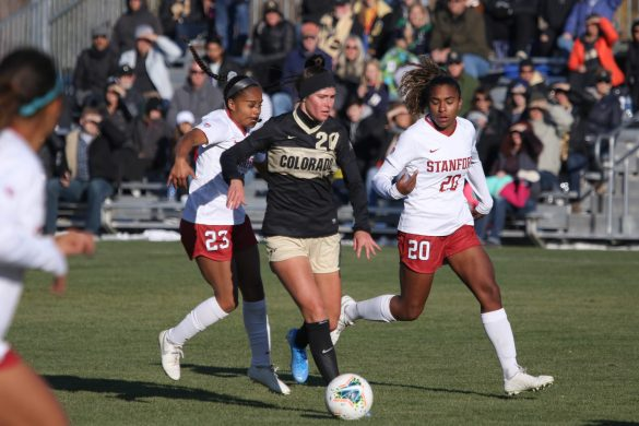 CU soccer falls in tough match against Stanford