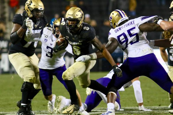 Buffs keep bowl hopes alive with win against Huskies on senior night