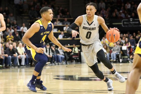 CU men's basketball pushes record to 3-0 to start the season