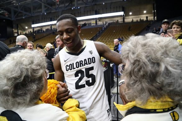 Colorado prevails in Thursday night showdown with Cal, wins 71-65
